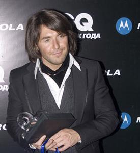 gq премия 2007: